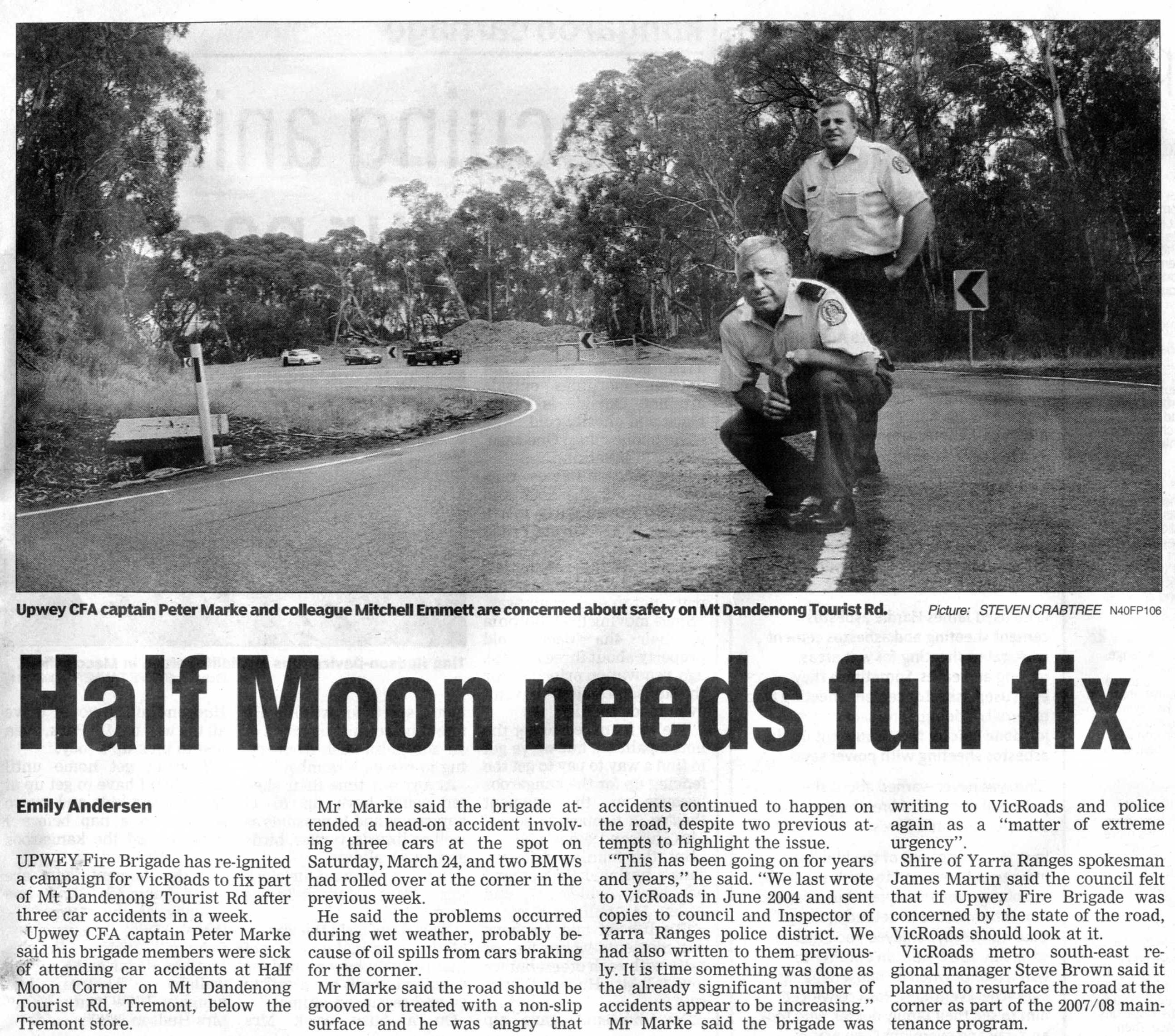 Half Moon needs full fix
